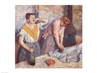 The Laundresses, c.1884 Fine-Art Print