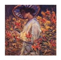 In the Garden, 1917 Fine-Art Print