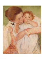 Mother and Child, 1897 Fine-Art Print