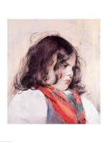 Head of a Child Fine-Art Print