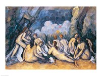 The Large Bathers Fine-Art Print