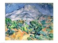 Mont Sainte-Victoire Fine-Art Print