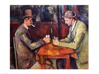 The Card Players, 1893-96 Fine-Art Print