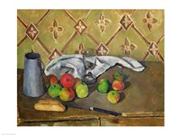 Fruit, Serviette and Milk Jug, c.1879-82 Fine-Art Print
