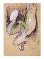 Study for Loie Fuller Fine-Art Print