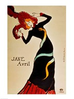 Jane Avril Fine-Art Print