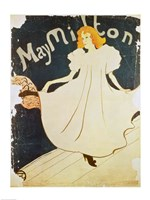 May Milton, France, 1895 Fine-Art Print
