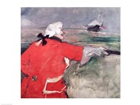 The Admiral Viaud Fine-Art Print