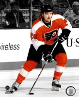 Claude Giroux 2010-11 Spotlight Action Fine-Art Print