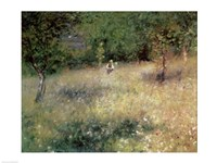 Spring at Chatou Fine-Art Print