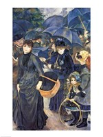 The Umbrellas Fine-Art Print