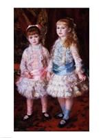 The Cahen d'Anvers Girls Fine-Art Print