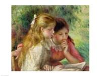 The Reading Fine-Art Print