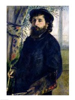 Portrait of Claude Monet Fine-Art Print