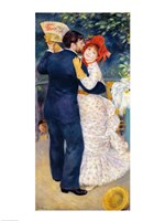 A Dance in the Country, 1883 Fine-Art Print