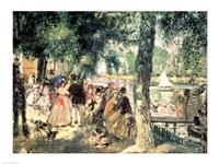 Bathing on the Seine Fine-Art Print