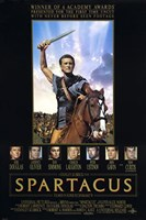 Spartacus Kirk Douglas Fine-Art Print