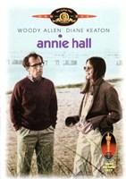 Annie Hall Beach Scene Wall Poster