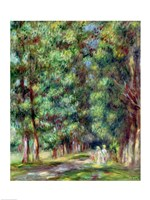 Path in a Wood, 1910 Fine-Art Print