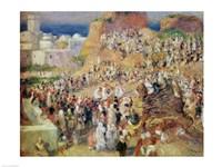 Arab Festival, 1881 Fine-Art Print