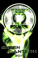 Green Lantern - 2011 Wall Poster