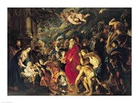 Adoration of the Magi, 1610 Fine-Art Print