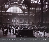 Penn Station-New York Fine-Art Print