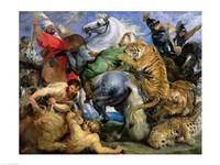 The Tiger Hunt Fine-Art Print