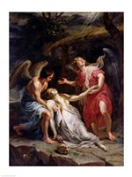 Ecstasy of Mary Magdalene Fine-Art Print