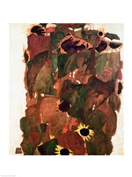 Sunflowers II, 1911 Fine-Art Print