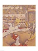 The Circus, 1891 Fine-Art Print