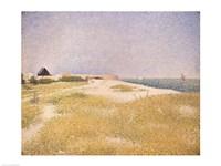 View of Fort Samson, 1885 Fine-Art Print