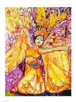 Feather Dancer Fine-Art Print