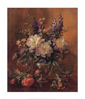 Garden Flowers Fine-Art Print
