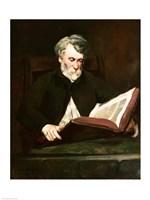 The Reader, c.1861 Fine-Art Print