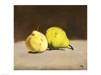 Two Pears, 1864 Fine-Art Print