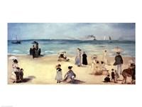 Beach Scene Fine-Art Print