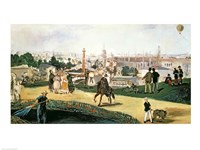 The Exposition Universelle, 1867 Fine-Art Print