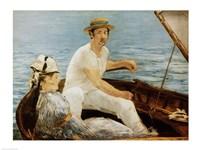 Boating, 1874 Fine-Art Print