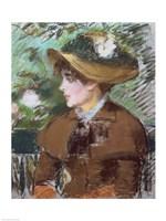 On the Bench, 1879 Fine-Art Print