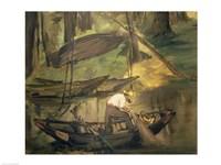 The Fisherman, c.1861 Fine-Art Print