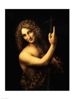 St. John the Baptist, 1513-16 Fine-Art Print