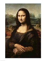 Mona Lisa, c.1503-6 Fine-Art Print