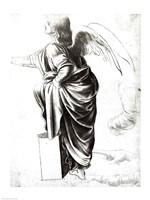 Study of an Angel Fine-Art Print