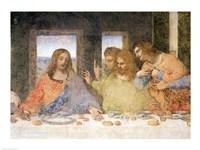 The Last Supper, (post restoration) A Fine-Art Print