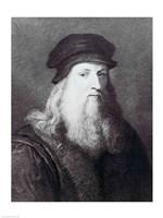 Leonardo da Vinci Fine-Art Print