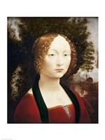 Ginevra de' Benci Fine-Art Print
