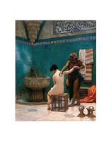 The Bath, ca. 1880-1885 Fine-Art Print