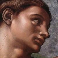 The Creation of Adam (Adam detail) Fine-Art Print