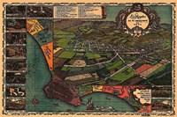 Los Angeles 1871 Fine-Art Print